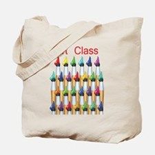 Cute Back to school art Tote Bag