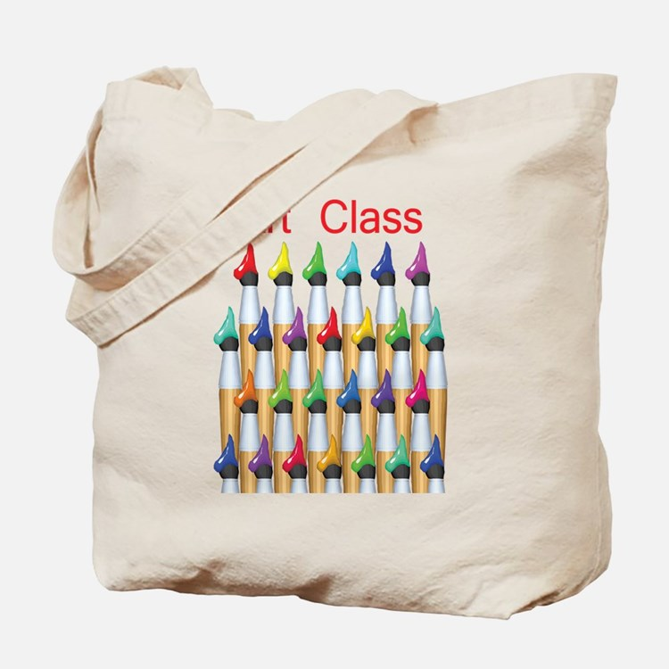 Cute Art teachers Tote Bag