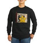 The Three Bears Long Sleeve Dark T-Shirt