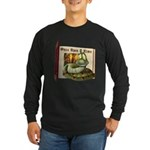 Asp N. Snake Long Sleeve Dark T-Shirt