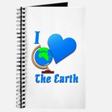 I Love the Earth #3 Journal
