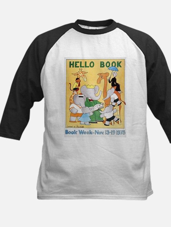 1978 Childrens Book Week Baseball Jersey