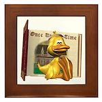 Eggbert Framed Tile