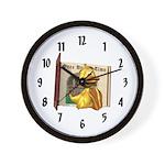 Eggbert Wall Clock