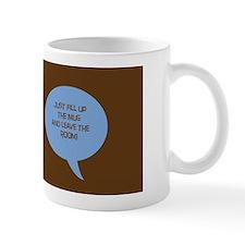Cute Coffee keeps me going Mug
