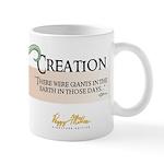 Creation (Dinosaur & Man) Mug