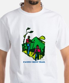 """Pacific Crest Trail Hikers"" Shirt"