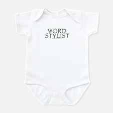Word Stylist Infant Bodysuit