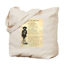 Wanted Cherokee Bill Tote Bag