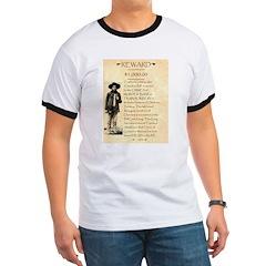 Wanted Cherokee Bill Ringer T