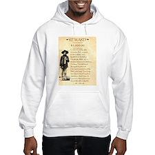 Wanted Cherokee Bill Hoodie