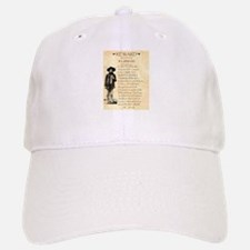 Wanted Cherokee Bill Baseball Baseball Cap