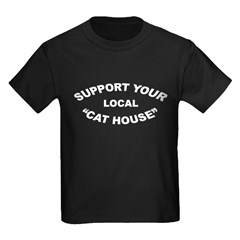 Cat House T