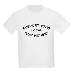 Cat House T-Shirt