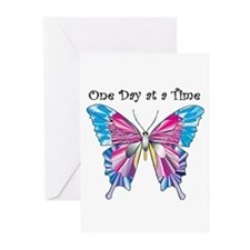 Recovering from Alcoholism Greeting Cards (Pk of 2