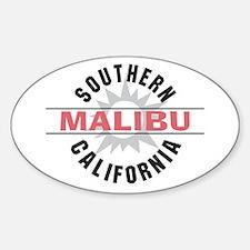 Malibu California Decal