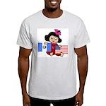 NEW! Guatemala Gal Ash Grey T-Shirt
