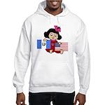 NEW! Guatemala Gal Hooded Sweatshirt