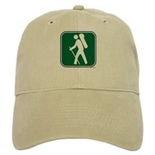 """Pacific Crest Trail Hiker"" Baseball Cap"