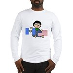 Guatemala Boy Long Sleeve T-Shirt