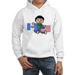 Guatemala Boy Hooded Sweatshirt