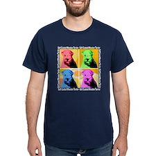 Wheaten Pop Art T-Shirt