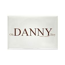 Danny Rectangle Magnet