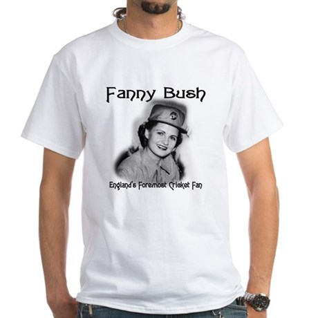 Fanny Bush Cricket Fan T-Shirt