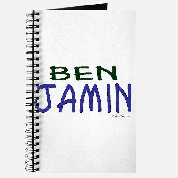 Benjamin Journal