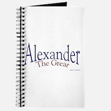 Alexander Journal