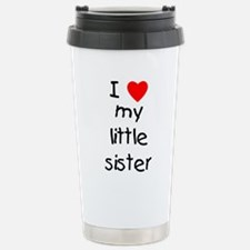 Cute Family circus Travel Mug