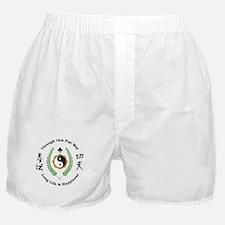 Kajukenbo Crest Boxer Shorts