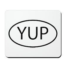 YUP Mousepad