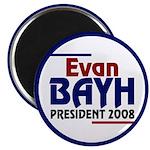 Evan Bayh President 2008 (100 magnets)