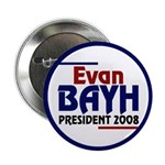 Evan Bayh for President 2008 (Button)