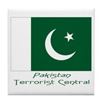 Pakistan Tile Coaster