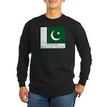 Pakistan Long Sleeve Dark T-Shirt
