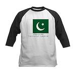 Pakistan Kids Baseball Jersey