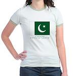 Pakistan Jr. Ringer T-Shirt