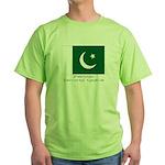 Pakistan Green T-Shirt