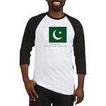 Pakistan Baseball Jersey