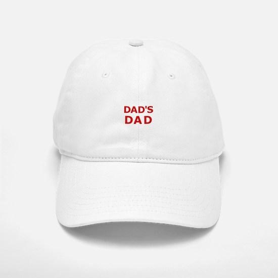 Dad's Dad 2 Baseball Baseball Cap
