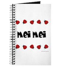Mei Mei (ladybug) Journal