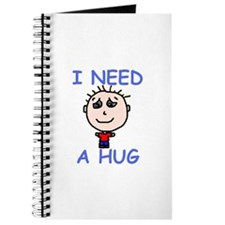 I Need a Hug Journal