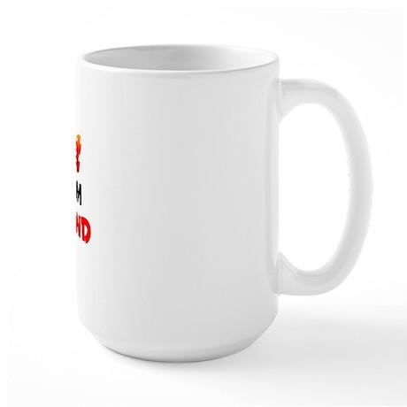 Hot Girls: Harsens Isla, MI Large Mug