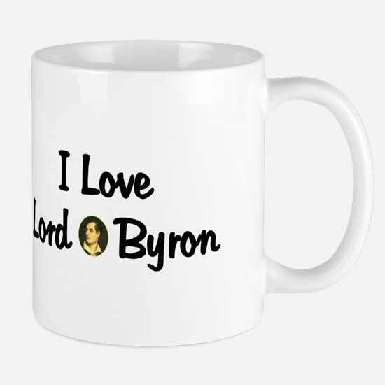 Lord Byron Mug