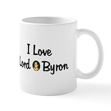 Lord Byron Small Mug