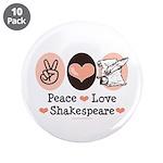 Peace Love Shakespeare 3.5