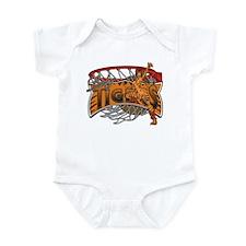 Lady Tigers Infant Bodysuit