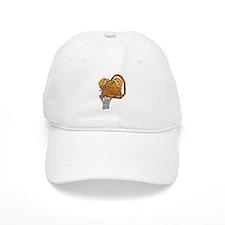 Lady Tiger Hoops Baseball Cap